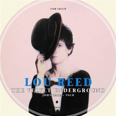 Lou Reed : The Velvet Underground : John Cale, Nico - laflutedepan.com