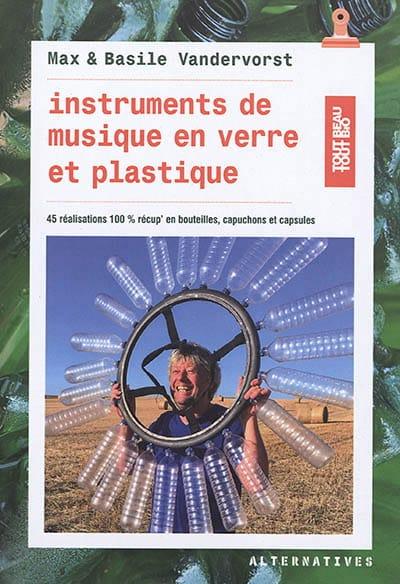 Instruments de musique en verre et plastique - laflutedepan.com