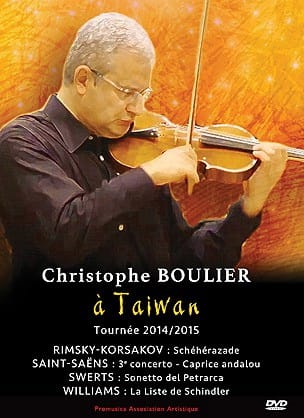 Christophe BOULIER - Christopher Boulier a Taiwan (tour 2014-2015) - Livre - di-arezzo.it