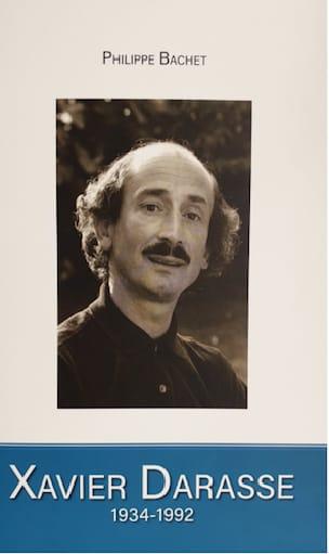 Philippe BACHET - Xavier Darasse (1934-1992) - Livre - di-arezzo.fr