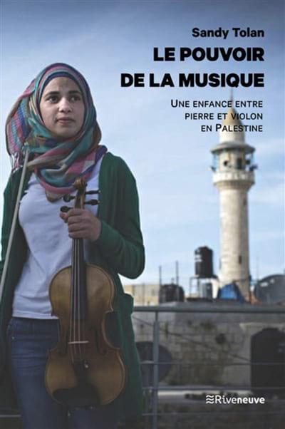Le pouvoir de la musique - Sandy Tolan - Livre - laflutedepan.com