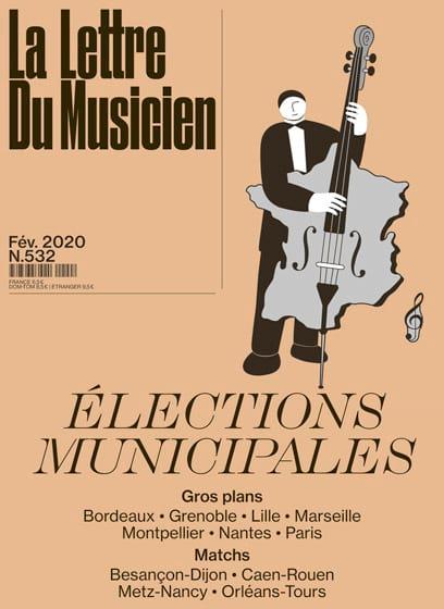 La Lettre du Musicien n°532 (Février 2020) - Revue - laflutedepan.com