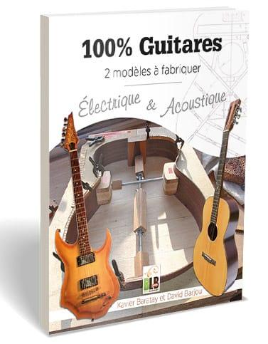 100 % guitares - Xavier / Barjou David BARATAY - laflutedepan.com