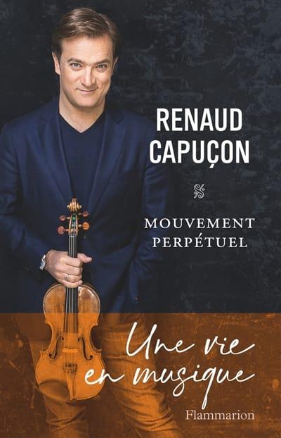 Renaud Capuçon - 永遠の動き - Livre - di-arezzo.jp