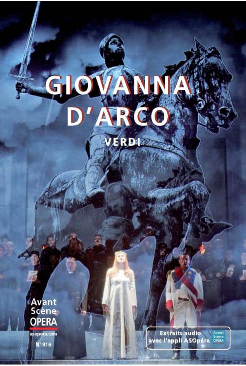 Avant Scène Opéra (L') n° 316 : Giovanna d'Arco - laflutedepan.com