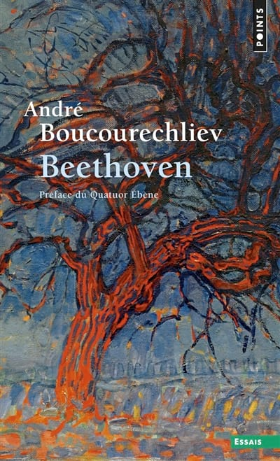 André BOUCOURECHLIEV - Beethoven - Livre - di-arezzo.co.uk