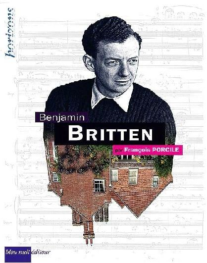 Francois PORCILE - Benjamin britten - Livre - di-arezzo.es