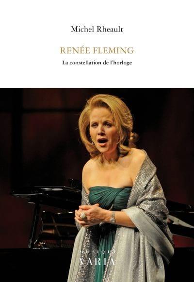 Renée Fleming - Michel RHEAULT - Livre - Les Hommes - laflutedepan.com