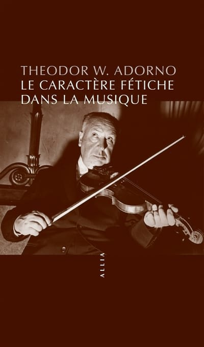 Theodor ADORNO - Livre - di-arezzo.co.uk