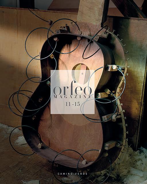 Orfeo Magazine, 11-15 - Revue - Livre - laflutedepan.com