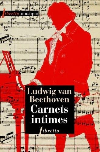 Carnets intimes - BEETHOVEN - Livre - Les Hommes - laflutedepan.com