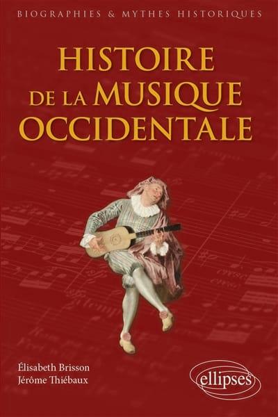 Histoire de la musique occidentale - laflutedepan.com