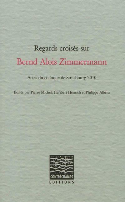 Regards croisés sur Bernd Alois Zimmermann - laflutedepan.com