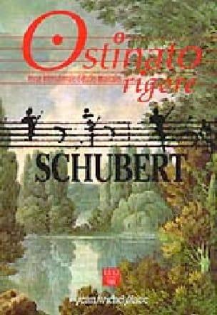 Ostinato rigore, n° 11-12 Schubert - J.C. Teboul - laflutedepan.com