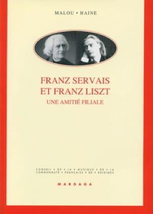 Franz Servais et Franz Liszt, une amitié filiale - laflutedepan.com