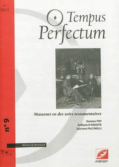 Tempus perfectum : revue de musique, n° 9 - laflutedepan.com
