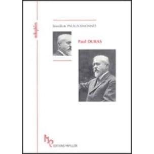 Paul Dukas - Bénédicte PALAUX-SiIMONNET - Livre - laflutedepan.com