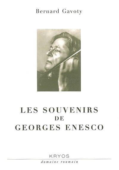 Les souvenirs de Georges Enesco - laflutedepan.com