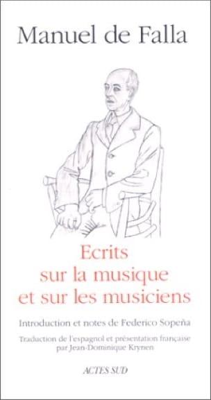 Ecrits sur la musique et sur les musiciens - laflutedepan.com