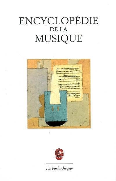 Encyclopédie de la musique - Livre - laflutedepan.com