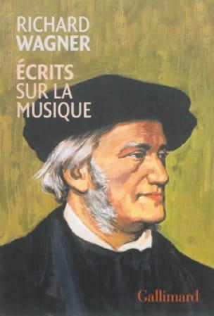 Écrits sur la musique - WAGNER - Livre - Les Hommes - laflutedepan.com