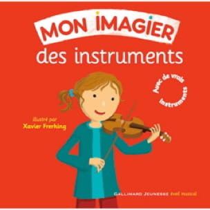 Xavier FREHRING - My image of the instruments - Livre - di-arezzo.co.uk