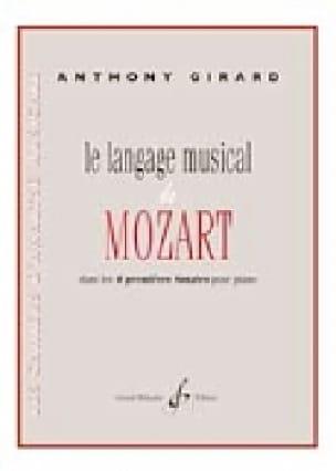 Le langage musical de Mozart dans les 6 premières sonates pour piano - laflutedepan.com