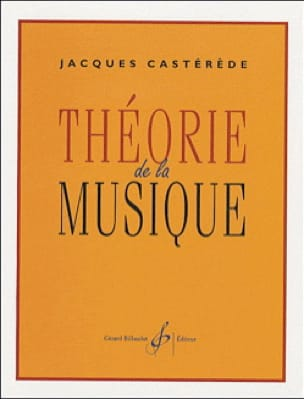 Jacques CASTÉRÈDE - Theory of music - Livre - di-arezzo.co.uk
