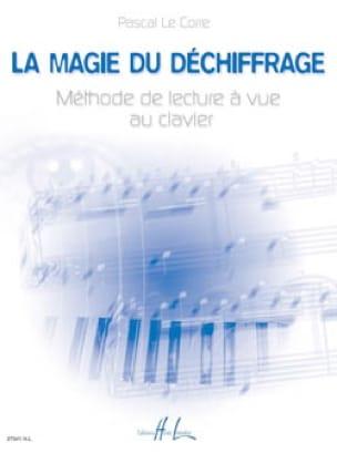La magie du déchiffrage - Piano - LE CORRE Pascal - laflutedepan.com