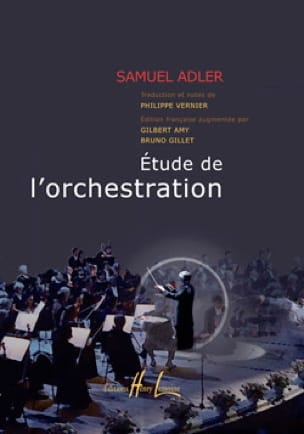 Samuel ADLER - Studium der Orchestrierung - Livre - di-arezzo.de