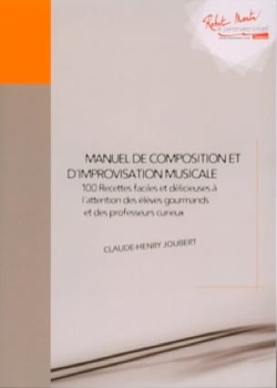 JOUBERT Claude-Henri - Manual of Musical Composition and Improvisation - Livre - di-arezzo.com