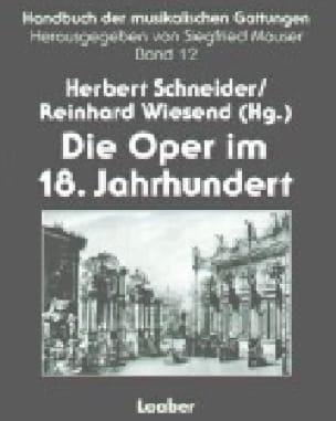 Die Oper Im 18. Jahrhundert - laflutedepan.com