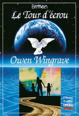 Avant-scène opéra (L'), n° 173 : Le Tour d'écrou, Owen Wingrave - laflutedepan.com