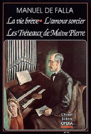 Avant-scène opéra (L'), n° 177 : La vie brève - L'amour sorcier... - laflutedepan.com