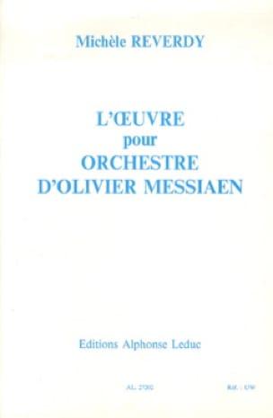 L'oeuvre pour orchestre d'Olivier Messiaen - laflutedepan.com