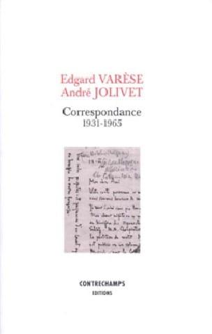 Correspondance 1931-1965 - laflutedepan.com