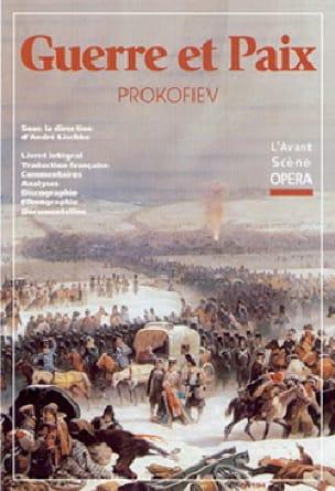 Avant-scène opéra (L'), n° 194 : Guerre et Paix - laflutedepan.com
