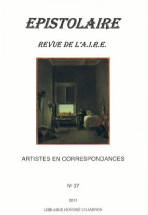 Epistolaire n° 37 - Artistes en correspondances - laflutedepan.com