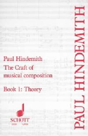 The Craft of musical composition, volume 1 : Theory - laflutedepan.com