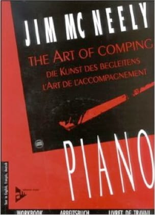 NEELY Jim MC - The art of comping / The art of accompaniment- Piano - Livre - di-arezzo.co.uk