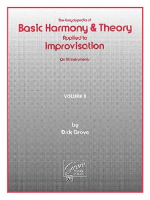 Basic harmony and theory applied to improvisation, vol. 2 - laflutedepan.com