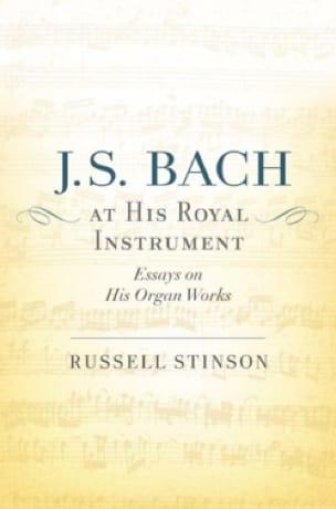 J.S. Bach at his royal instrument - Russel STINSON - laflutedepan.com