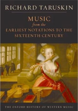 Music from the earliest notations to the Sixteenth Century - laflutedepan.com