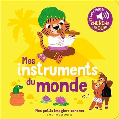 Marion BILLET - Los instrumentos del mundo, vol. 1 - Livre - di-arezzo.es