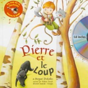 Serge PROKOFIEV - Pierre et le loup - Livre - di-arezzo.fr