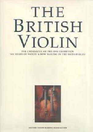 The British Violin - John MILNES - Livre - laflutedepan.com