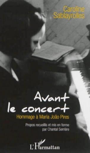 Avant le concert : hommage à Maria Joao Pires - laflutedepan.com