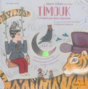 Timouk : l'enfant aux deux royaumes - laflutedepan.com