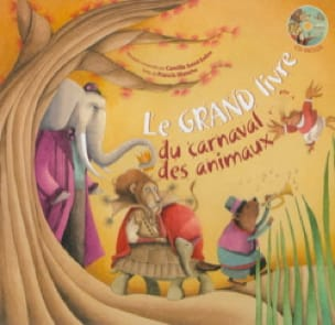 Francis BLANCHE - The big book of Carnival of the animals - Livre - di-arezzo.co.uk