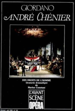 Avant-scène opéra (L'), n° 121 : André Chénier - laflutedepan.com